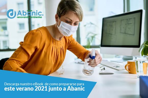 Prepárate para este verano 2021 junto a Abanic