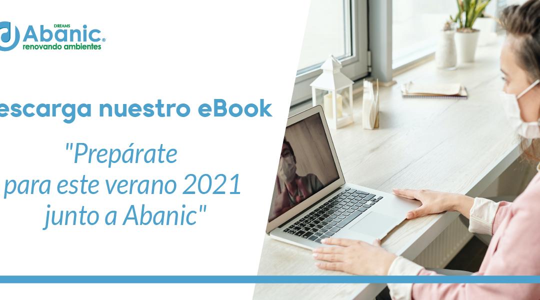 Descarga nuestro eBook y prepárate para este verano 2021